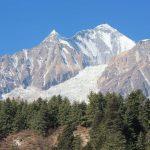 Himalchuli Mountain