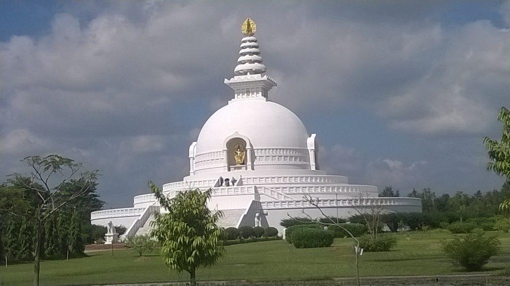Peace Pagoda Lumbini
