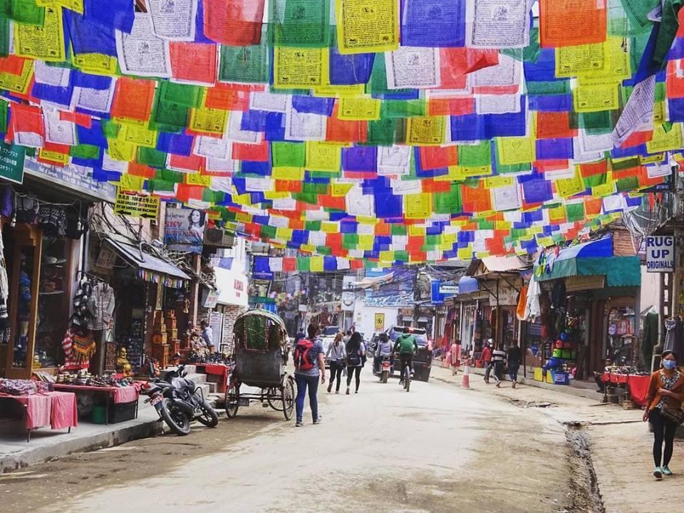 Thamel Bazaar