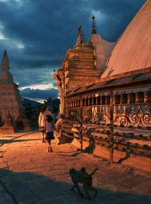 tour in Nepal with Up To Himalaya
