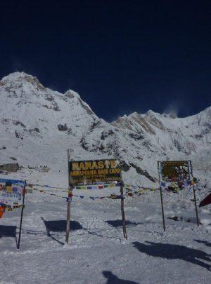 11 days annapurna base camp trek
