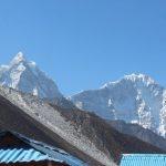 Everest view trek, a short trek in Everest region.