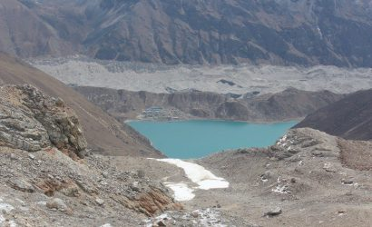 Gokyo chola pass trek, visit Gokyo lake, Gokyo RI, Cho La Pass, Kalapathar and Everest Base Camp.