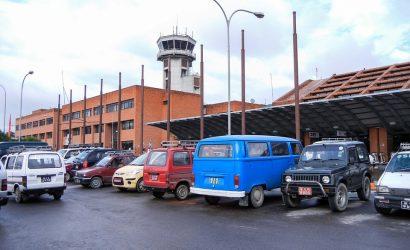 kathmandu airport transfer