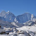 16 days Everest three pass trek