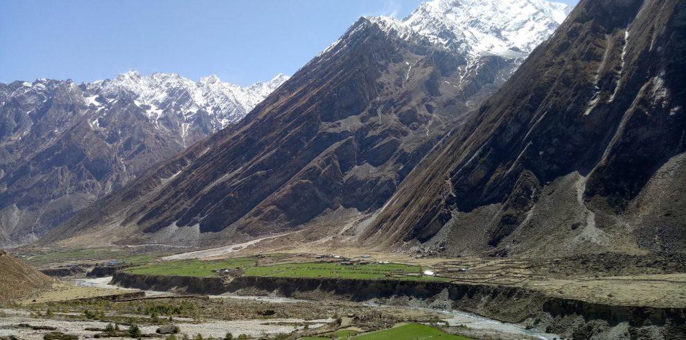 Tsum valley trek in manaslu region, a remote area trek