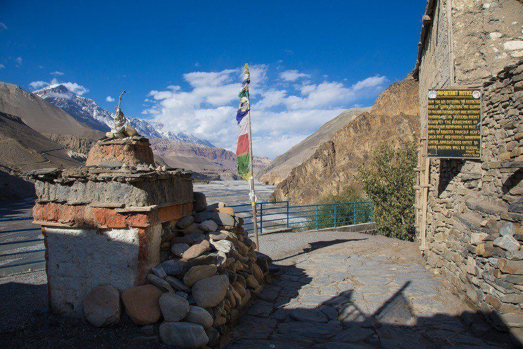 the last forbidden kingdom in Nepal, upper mustang trek