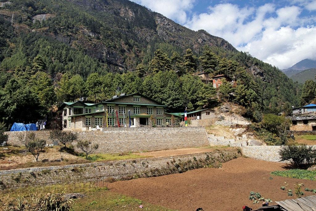 best luxury lodge everest base camp trek