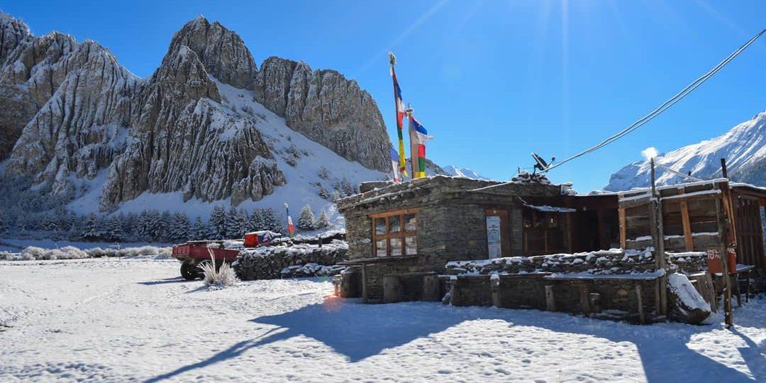 Nepal Manang Trek