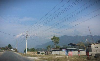 how to reach kathmandu to Pokhara