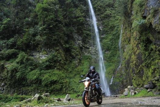kathmandu to pokhara by bike
