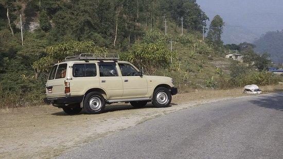 kathmandu to pokhara by private vehicle