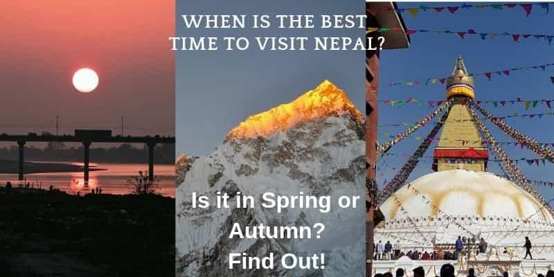 best time to visit Nepal