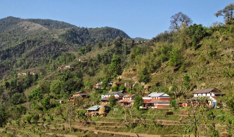 Chapakot Hiking