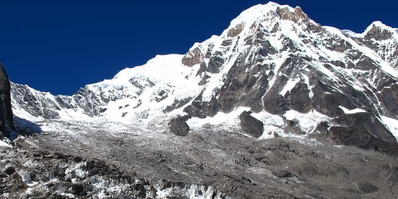 Annapurna Base Camp Himalaya