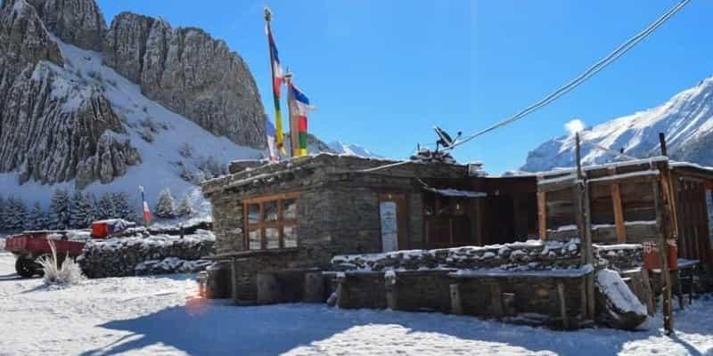 Annapurna Circuit Treks in Nepal