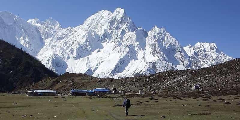 Ganesh Himal Nepal trekking
