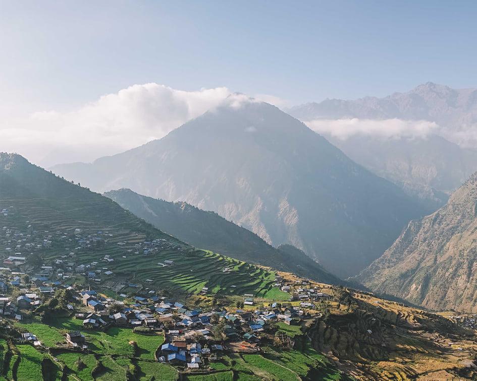 Ganesh Himal Trek 17