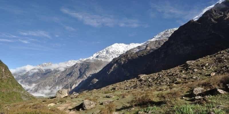 Langtang valley trekking Nepal