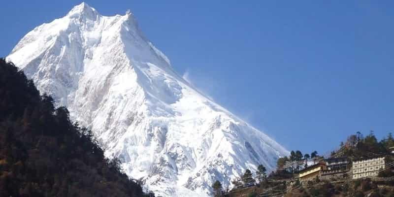 Manaslu ciruit Trek Nepal