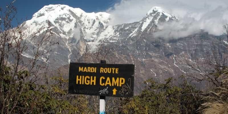 Mardi Himal New Trekking destination of Nepal