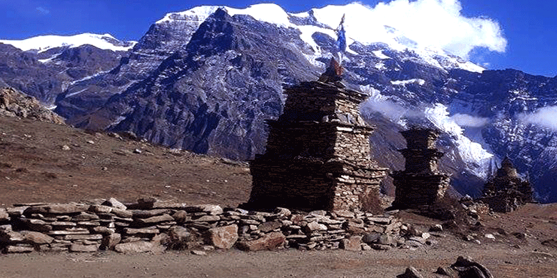 Nar Phu valley Hidden Nepal trekking route