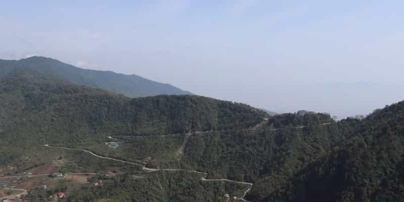 Surya Chaur Hike