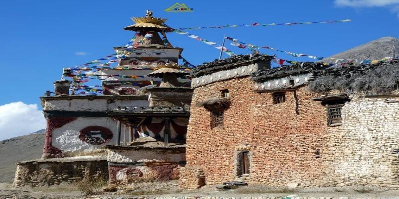 Upper Dolpo Monastery