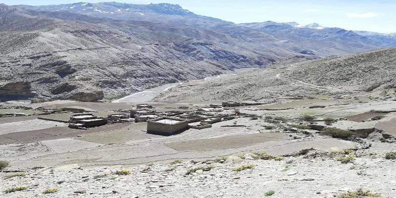 Upper Dolpo in Nepal