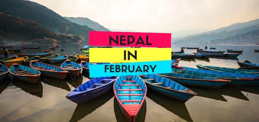 Nepal in February